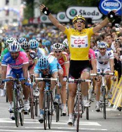 Cycling – Tour De France